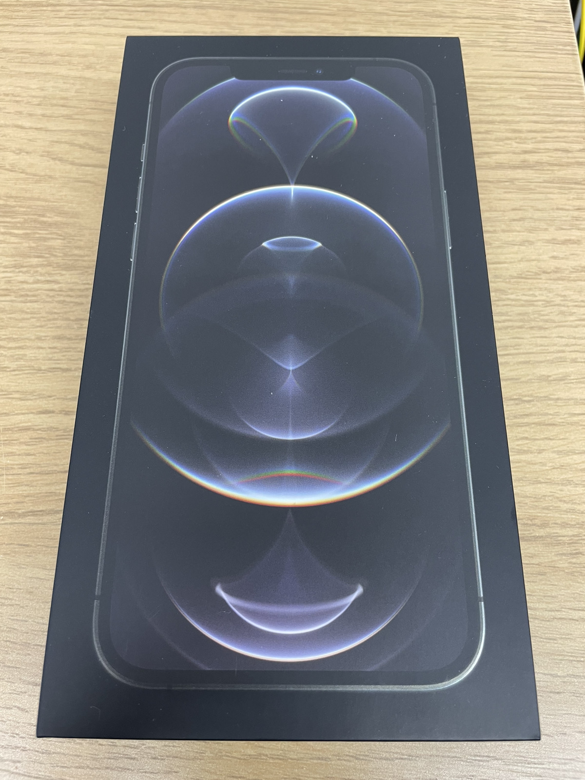 iPhone 12 Pro Max 256GB グラファイト