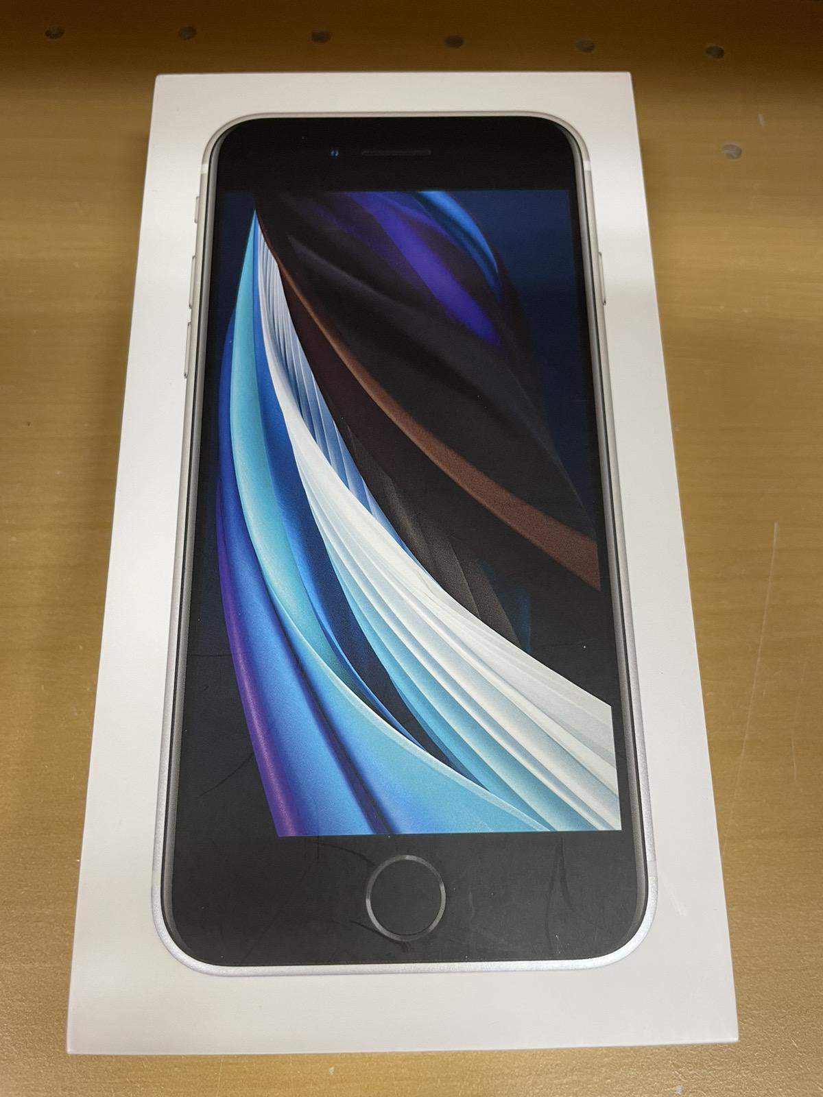 iPhone SE2 64GB ホワイト