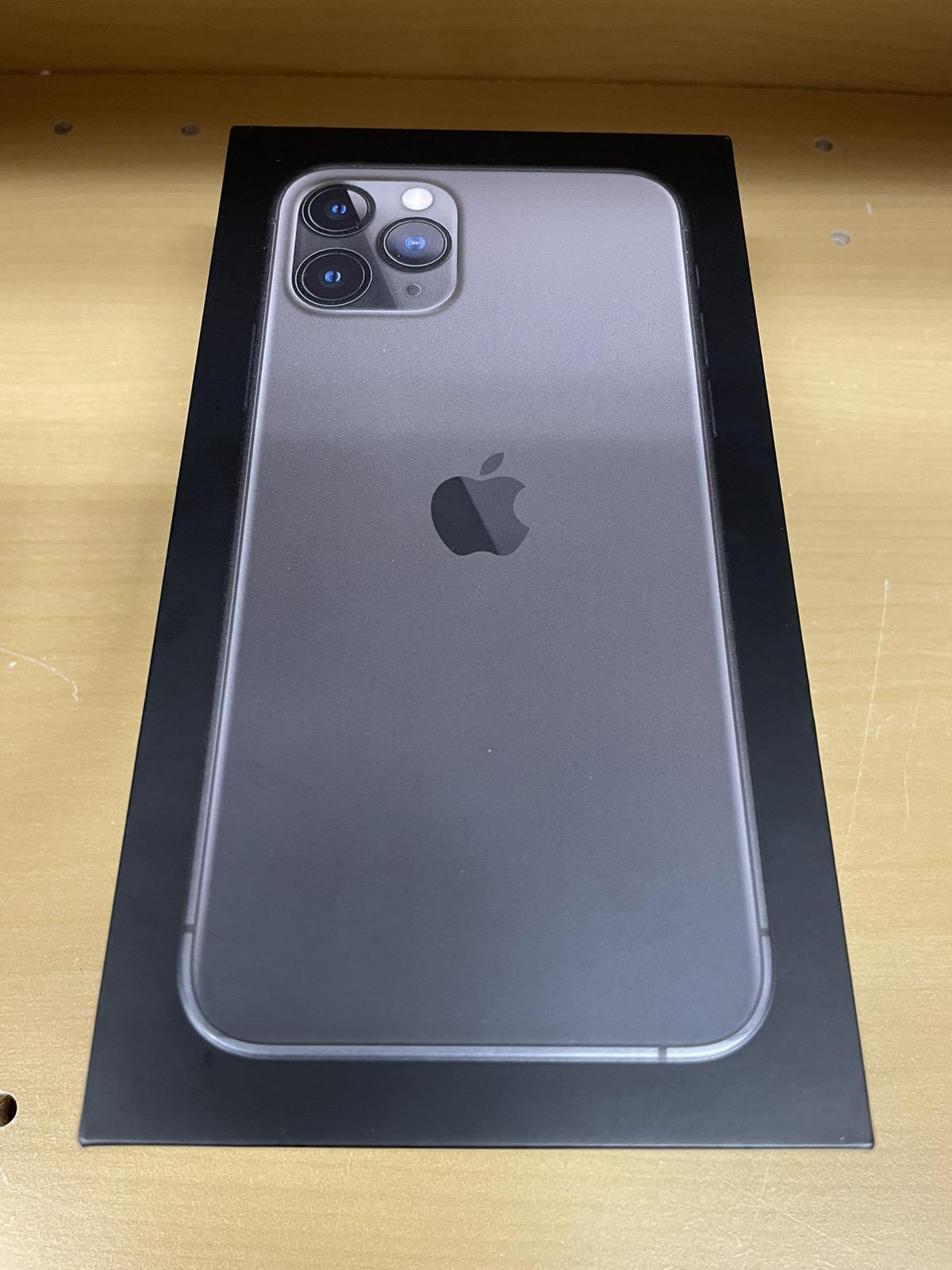 iPhone 11 Pro 256GB グレー