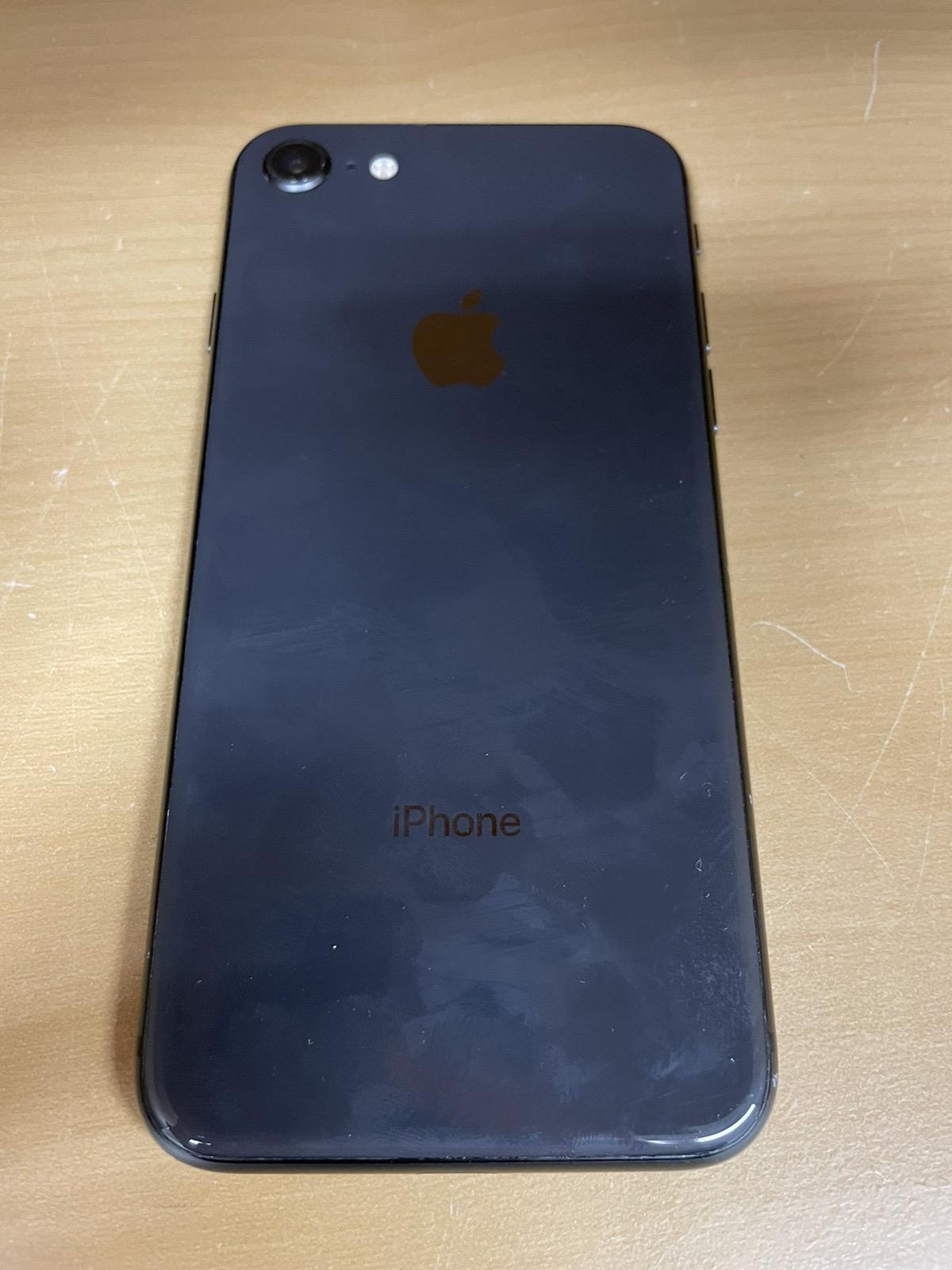 iPhone 8 64GB グレー
