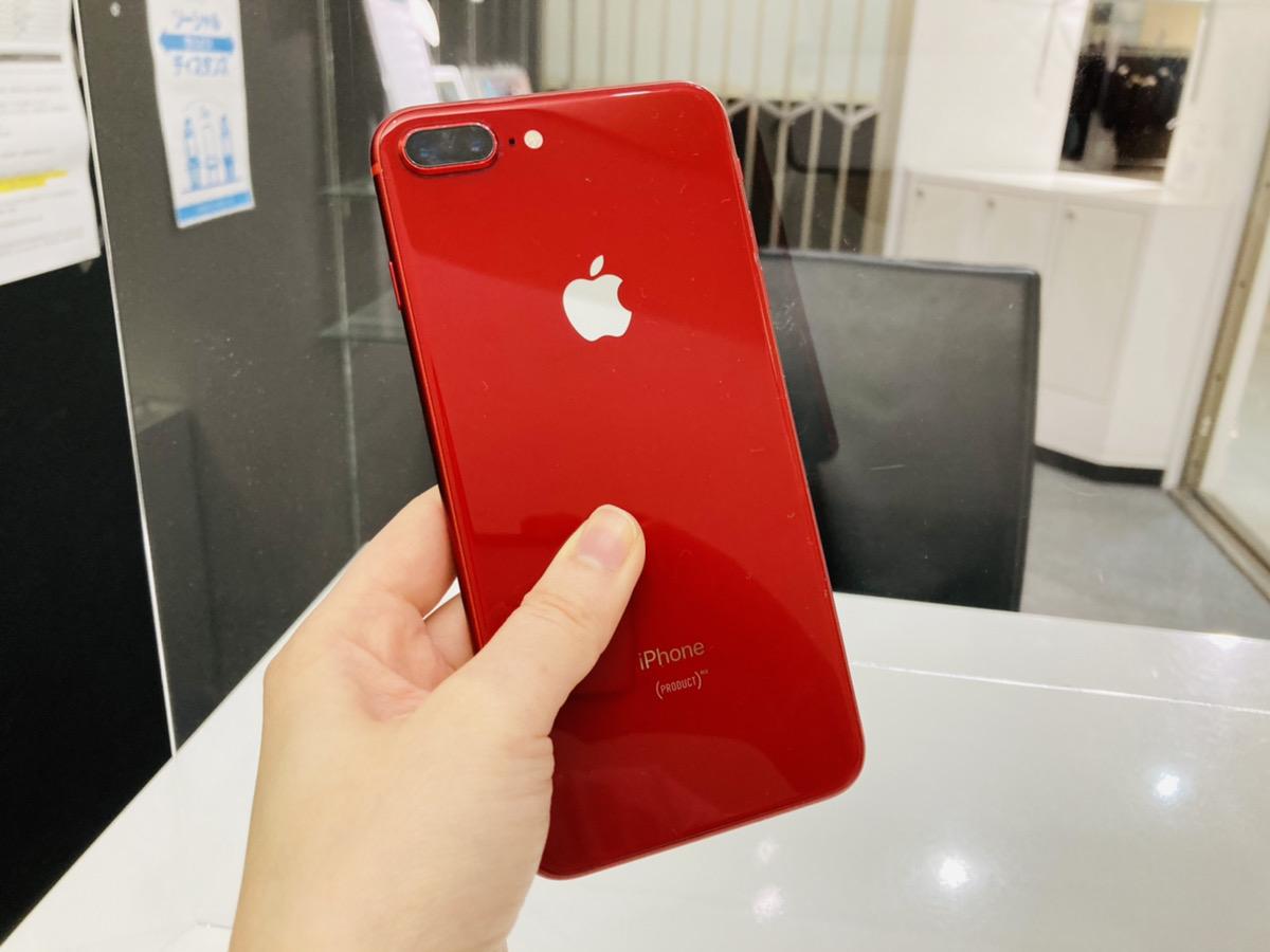 iPhone8Plus 256GB SoftBank△ 中古本体のみ