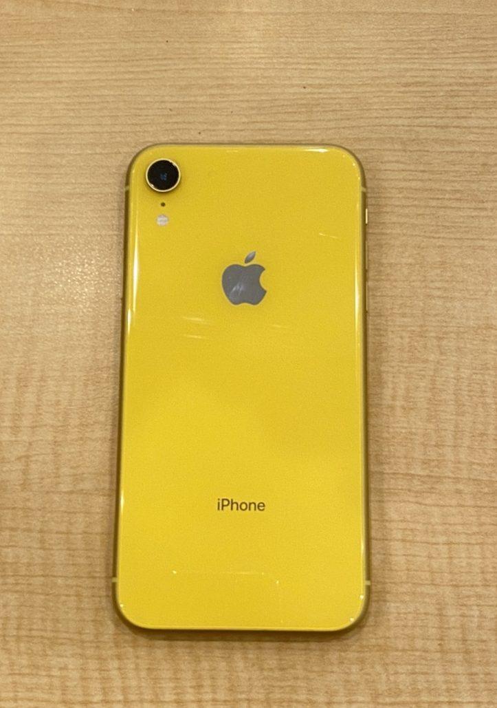 iPhoneXR 64GB イエロー Softbank○ 中古