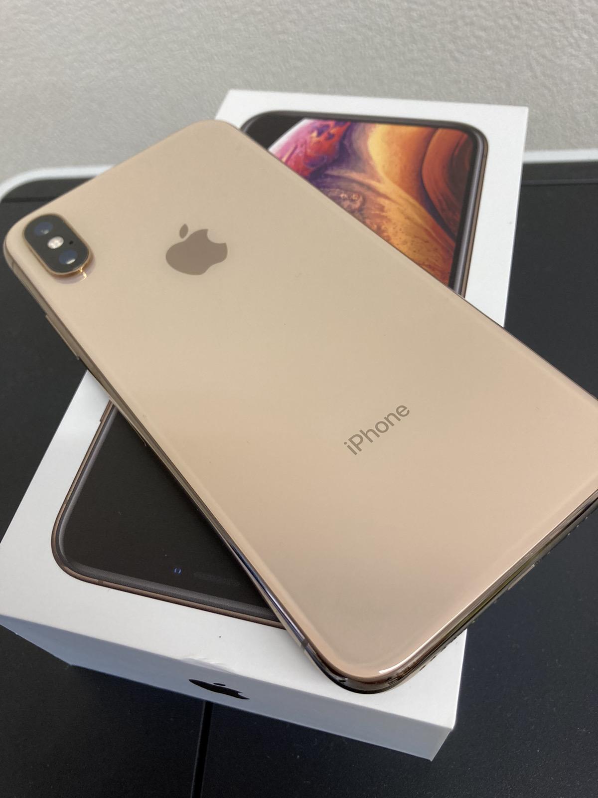 iPhoneXs 256GB SIMフリー