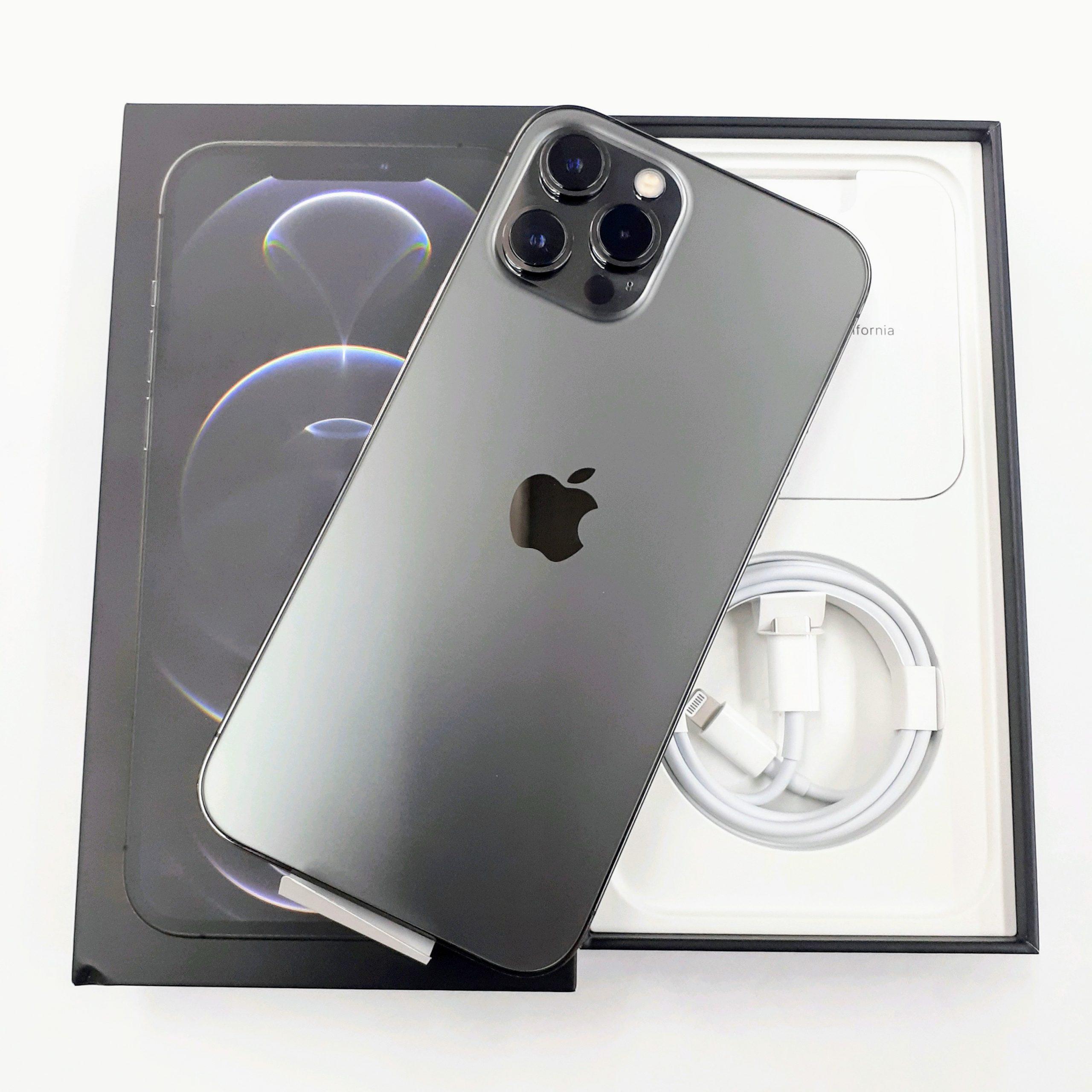 iPhone12ProMax 256GB(Sランク △判定)