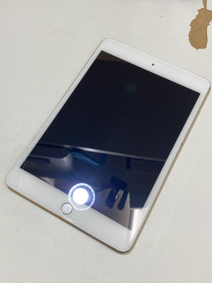 iPad mini4 32GB softbank〇中古本体のみ
