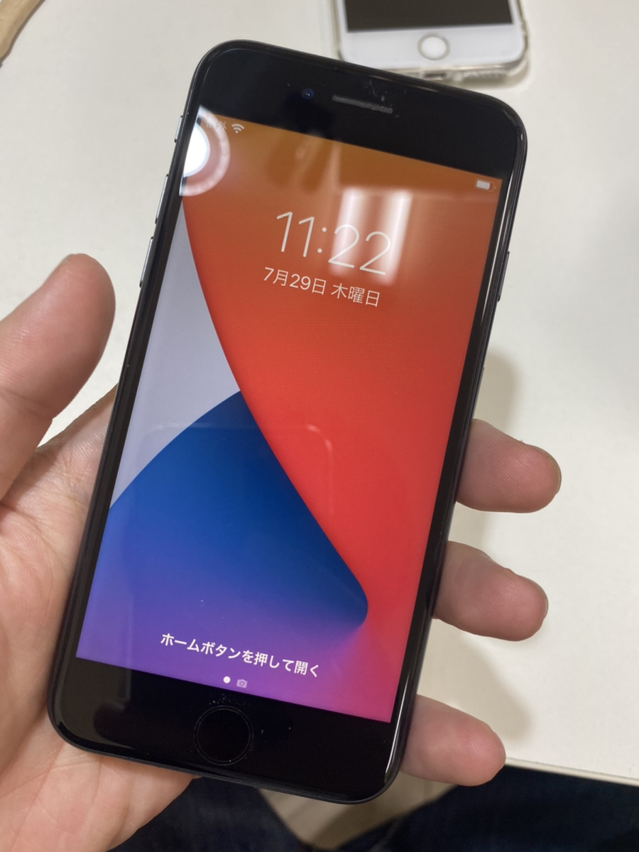 iPhone8 64GB softbank〇 中古 ブラック