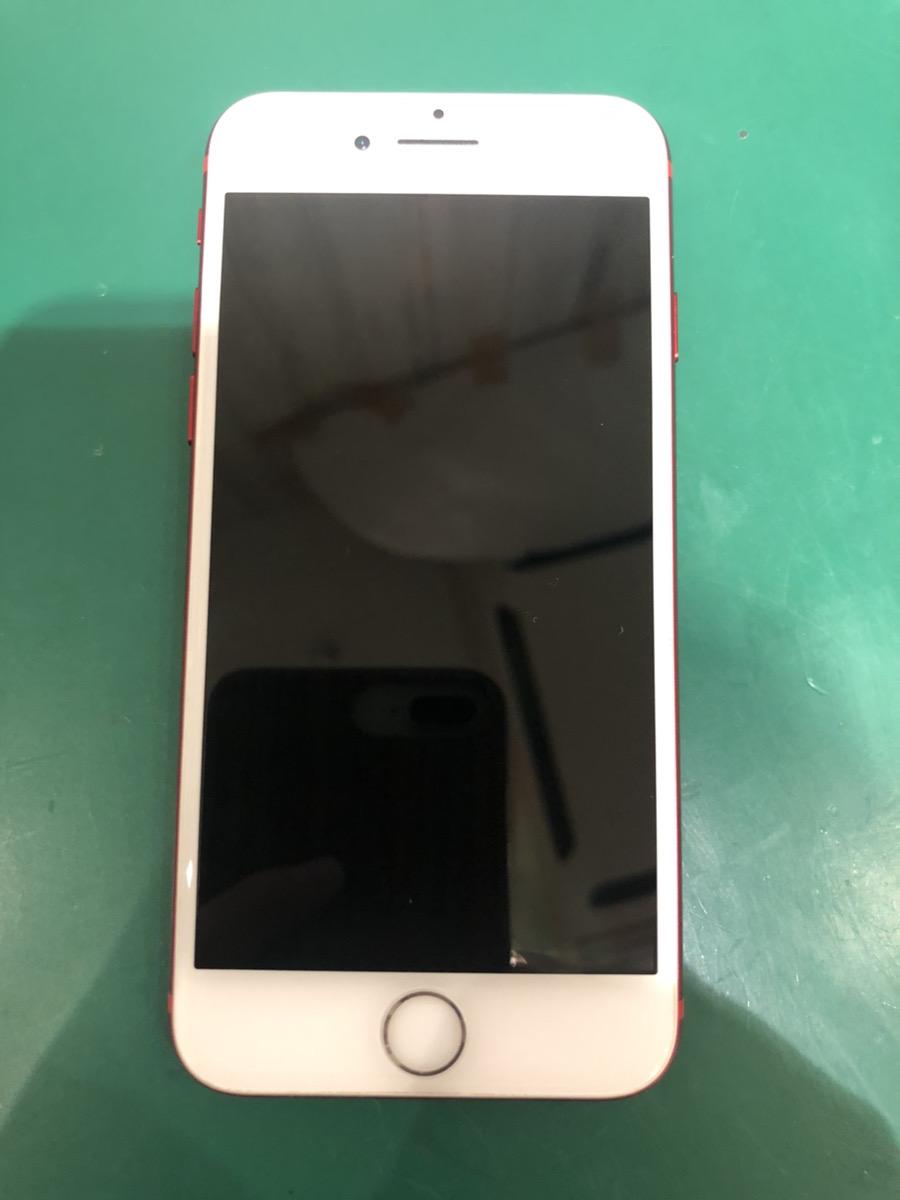 iPhone7 32GB レッド docomo ○ 中古