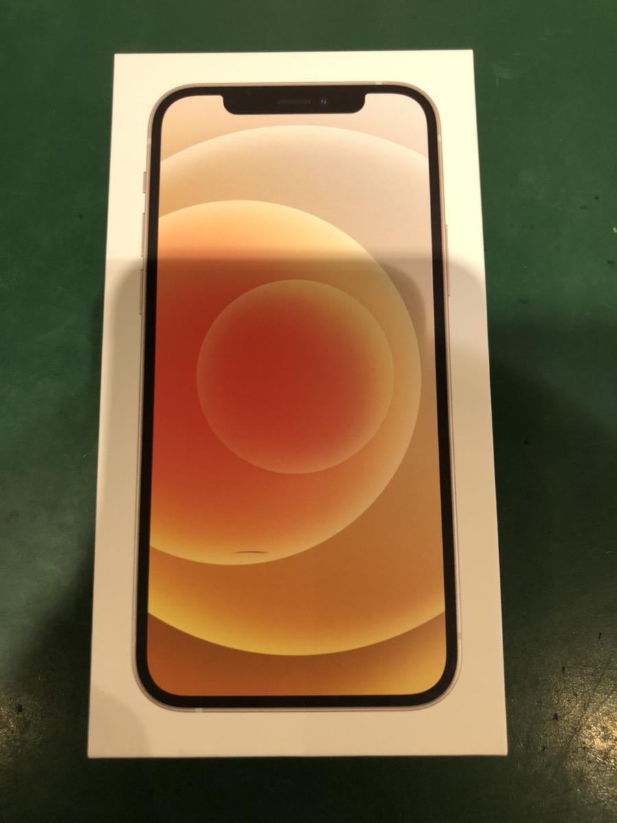 iPhone12 256GB ホワイト SoftBank ○ 中古