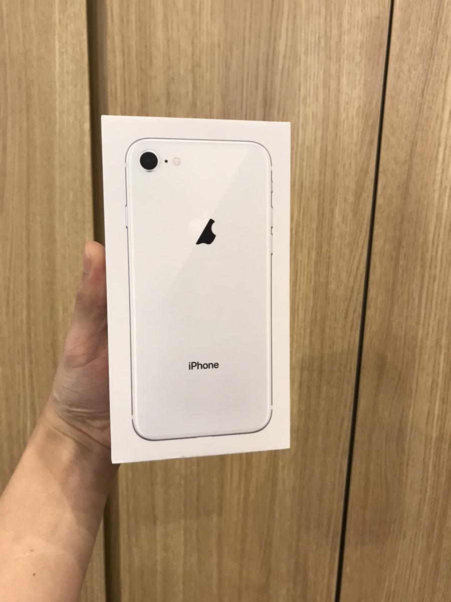 iPhone8 64GB ホワイトSoftbank 〇 中古