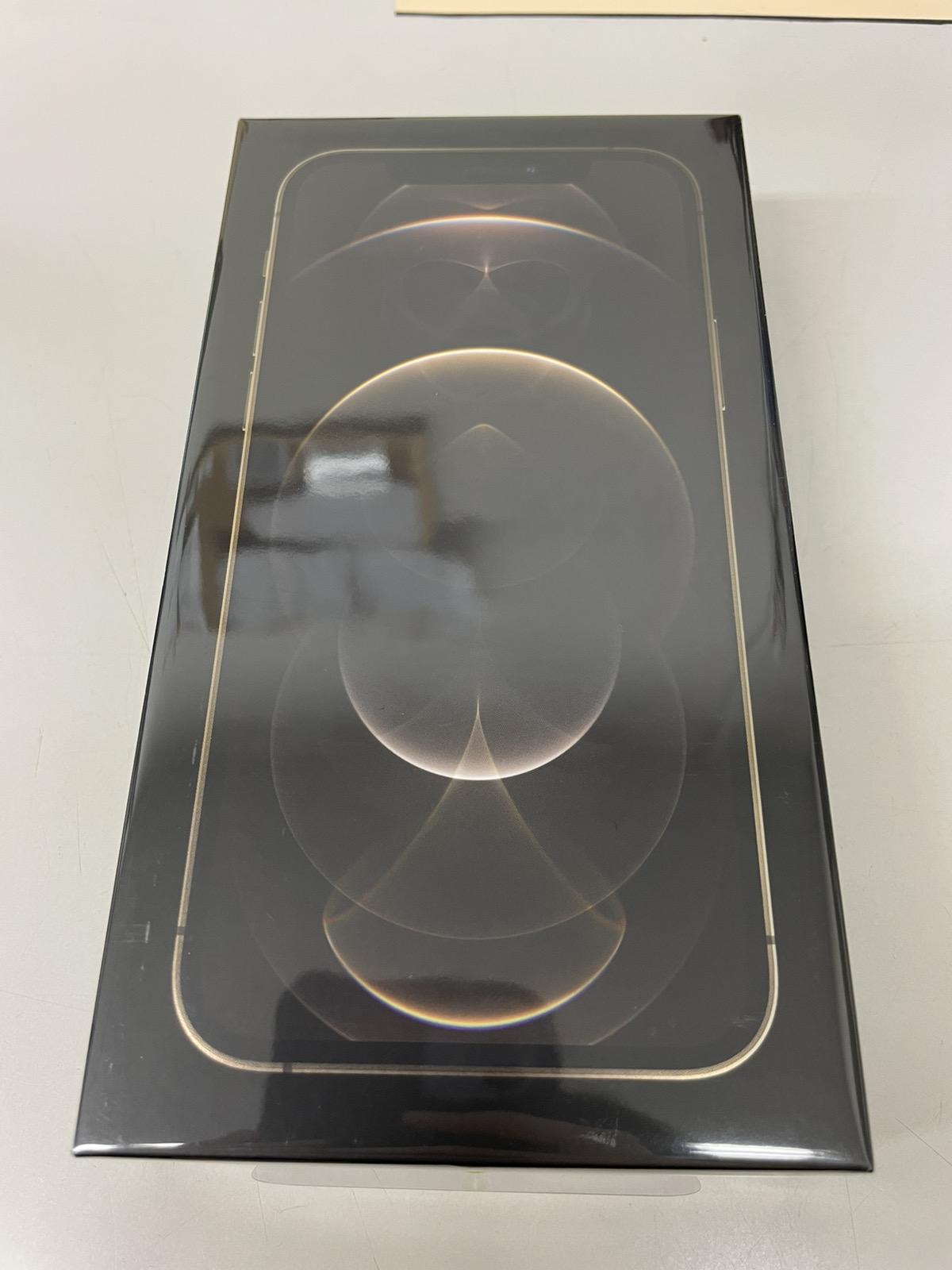 iPhone 12 Pro 128GB ゴールド 未開封