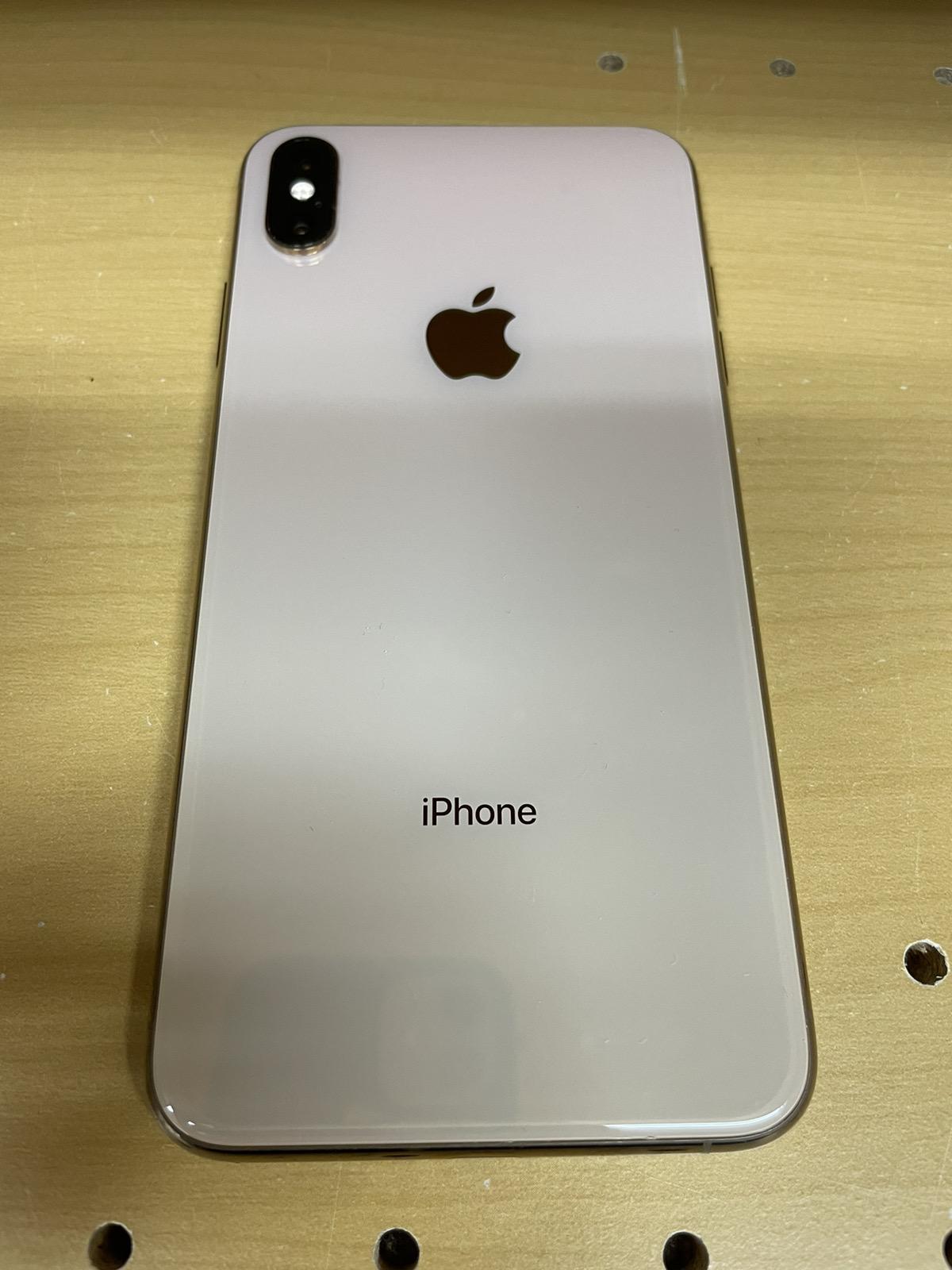 iPhone XS Max 256GB ゴールド 中古
