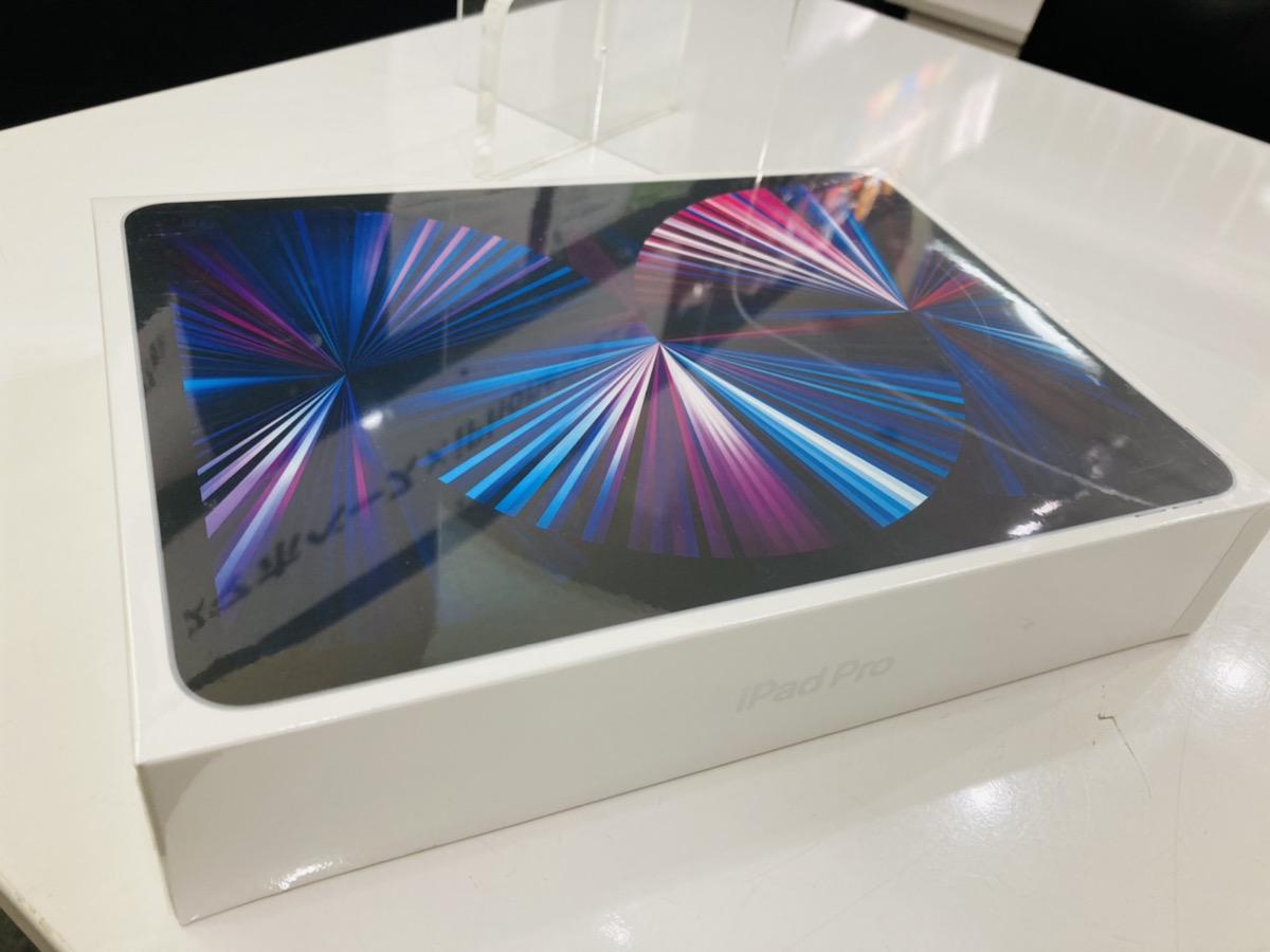 iPadPro11 第3世代 WiFiモデル 256GB 新品未開封