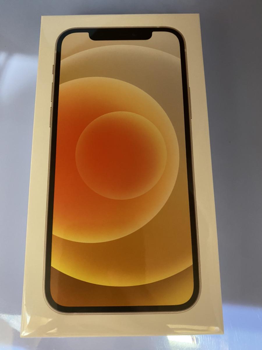 iPhone12 128GB ホワイト(新品)