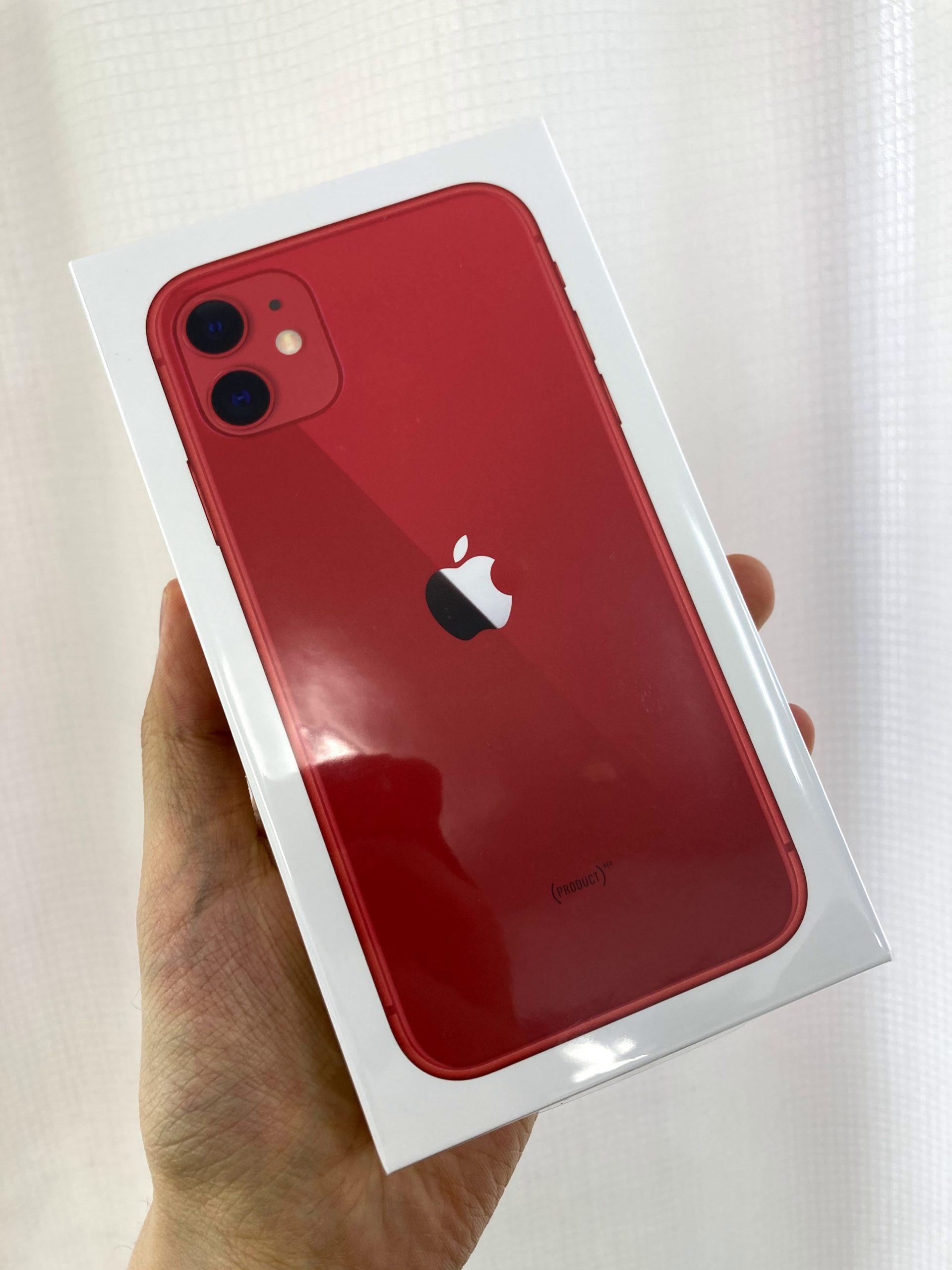 iPhone11 256GB 新品