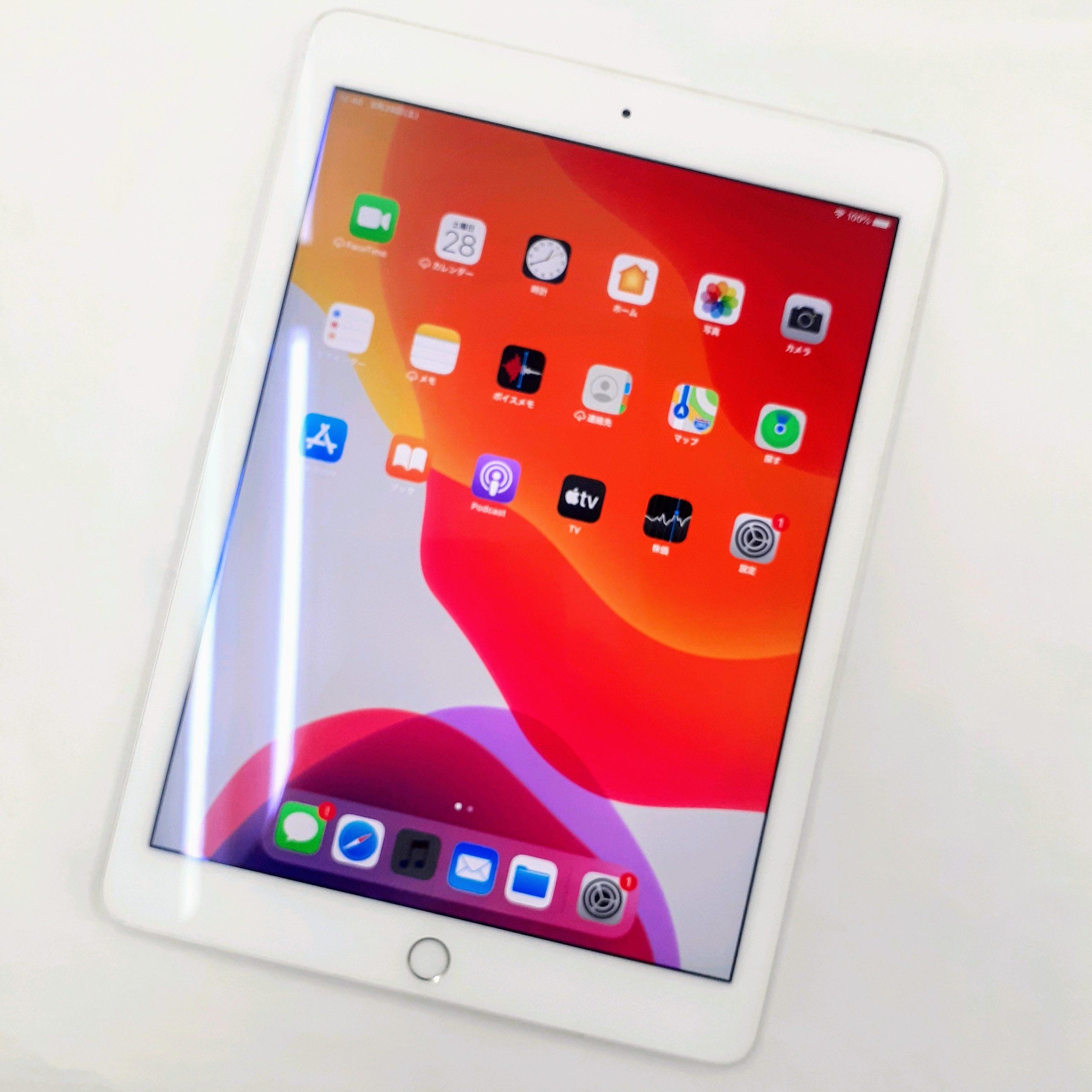 iPadAir2 16GB(Cランク ○)背面へこみあり