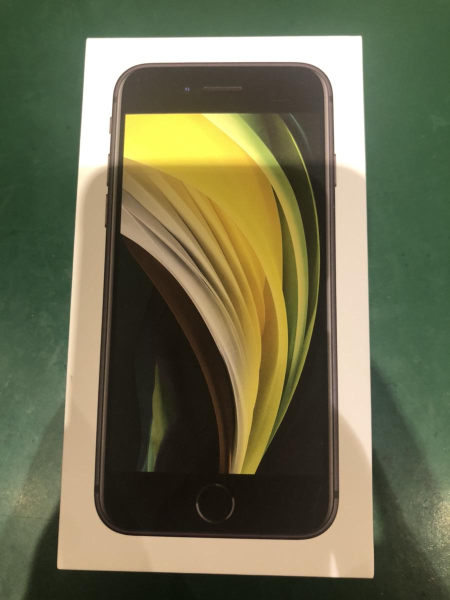 iPhoneSE2 256GB スペースグレー SIMフリー 新品