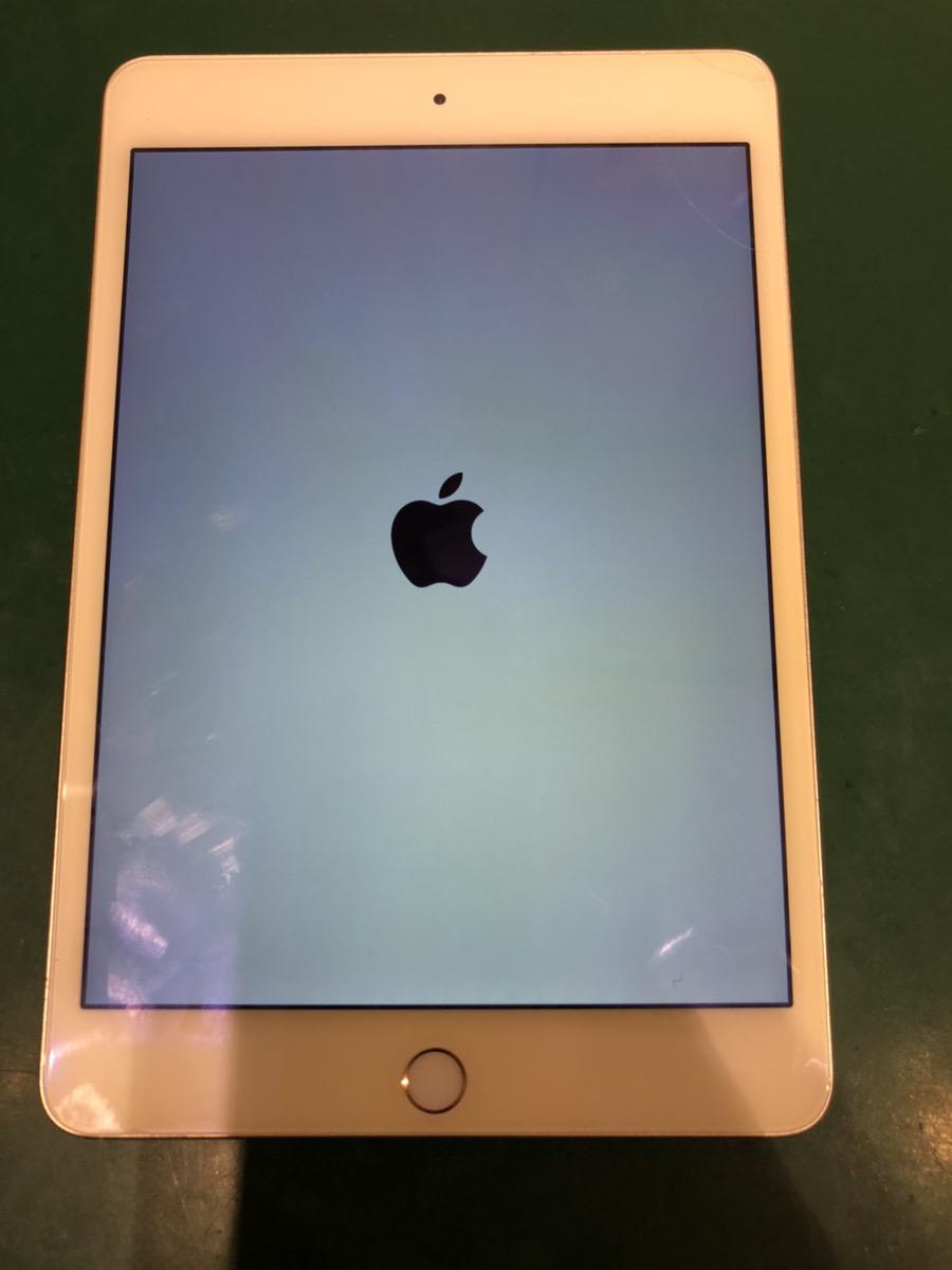 iPadmini4 128GB Wi-Fiモデル ゴールド 中古