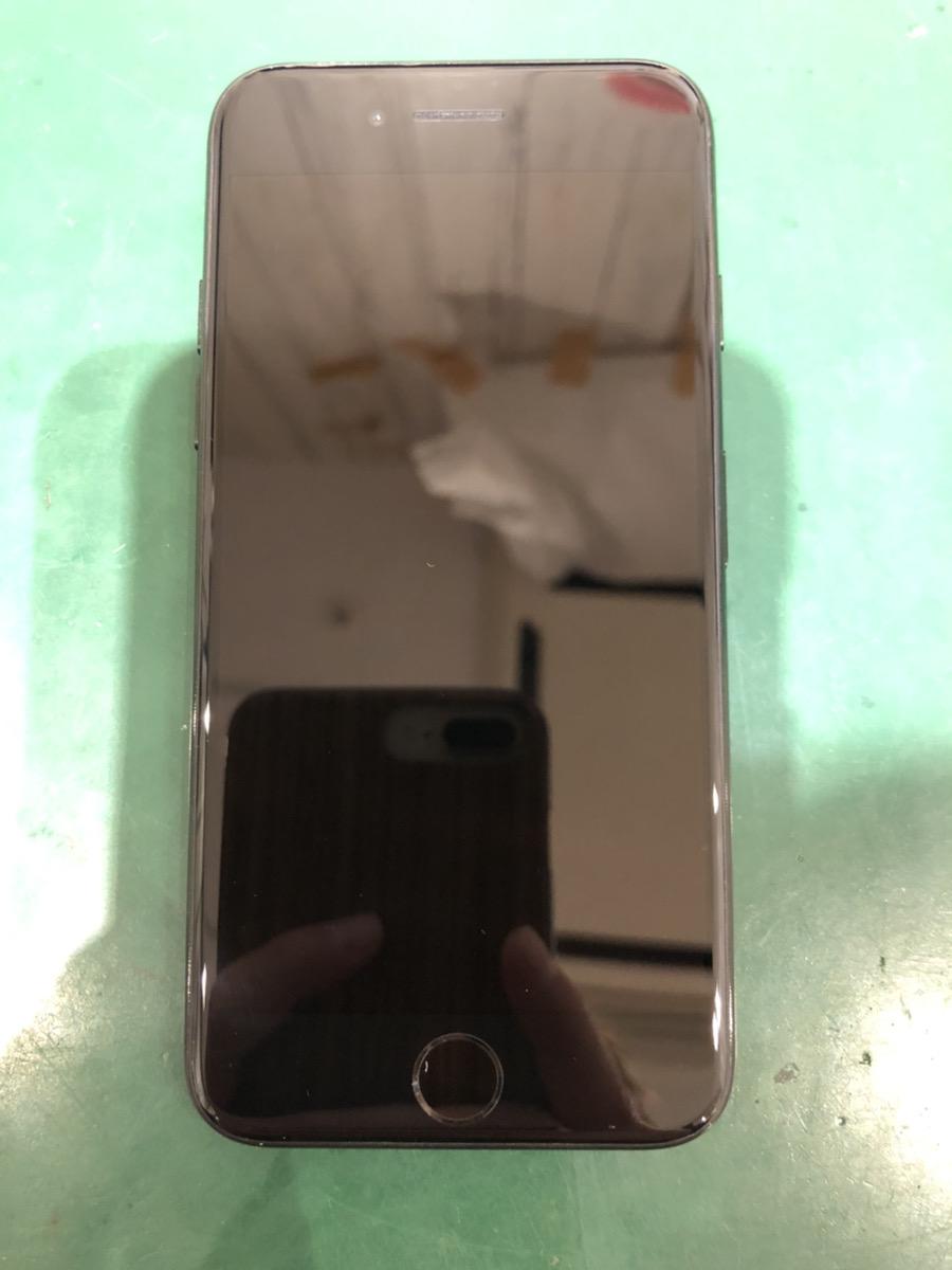 iPhone7 128GB ジェットブラック docomo ○ 中古