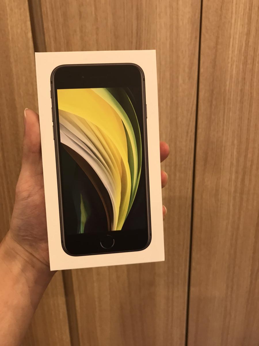 iPhone SE2 128GB ソフトバンク △ SIMロック未解除 新品未使用