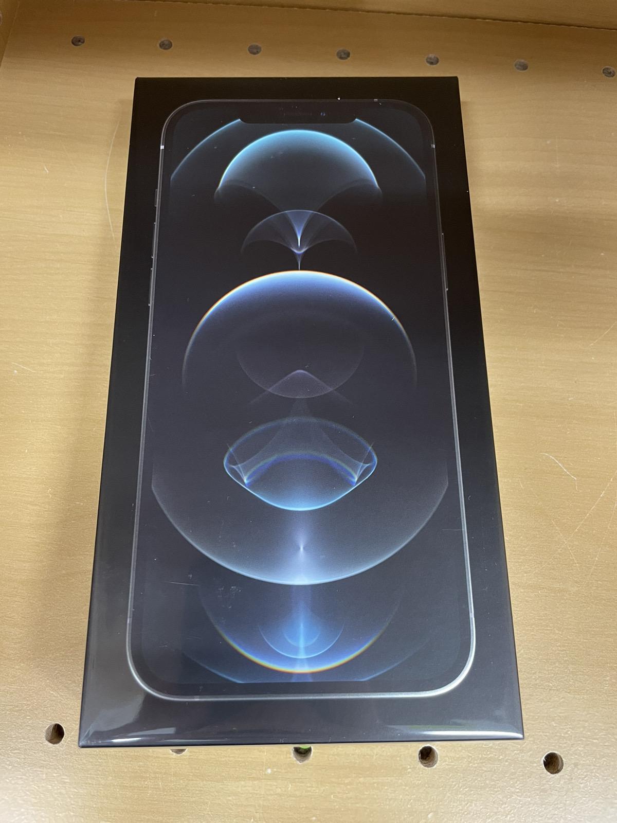 iPhone 12 Pro Max 256GB シルバー SIMフリー未開封