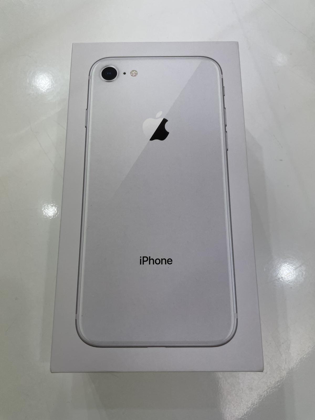 iPhone 8 64GB シルバー Softbank△ 中古