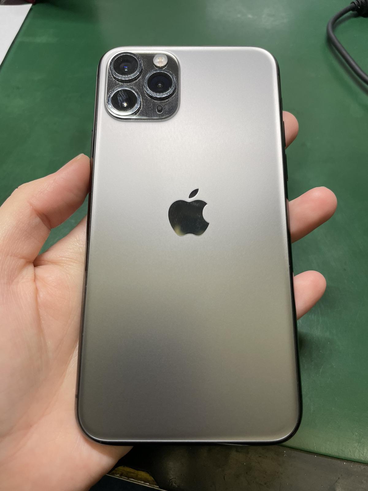 iPhone11Pro 256GB スペースグレー SoftBank△ 中古品