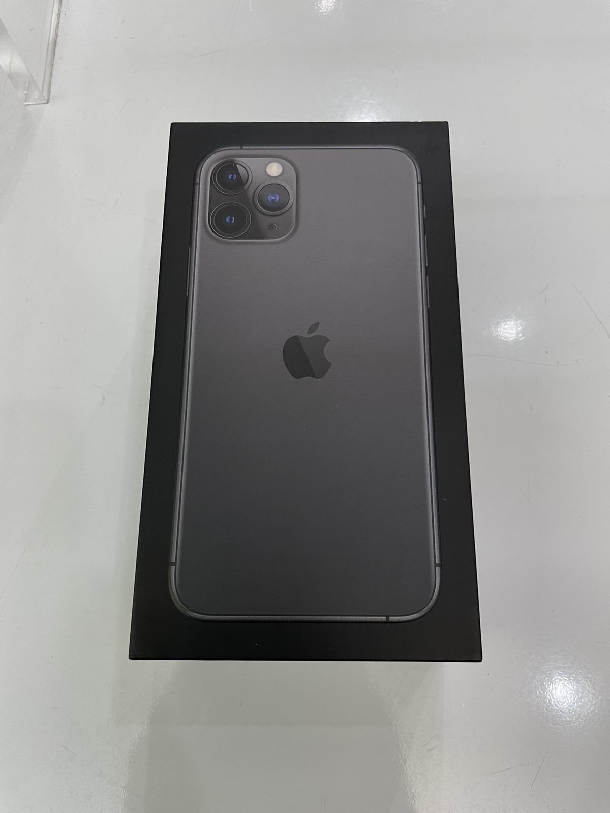 iPhone 11 Pro 256GB スペースグレイ SoftBank△中古