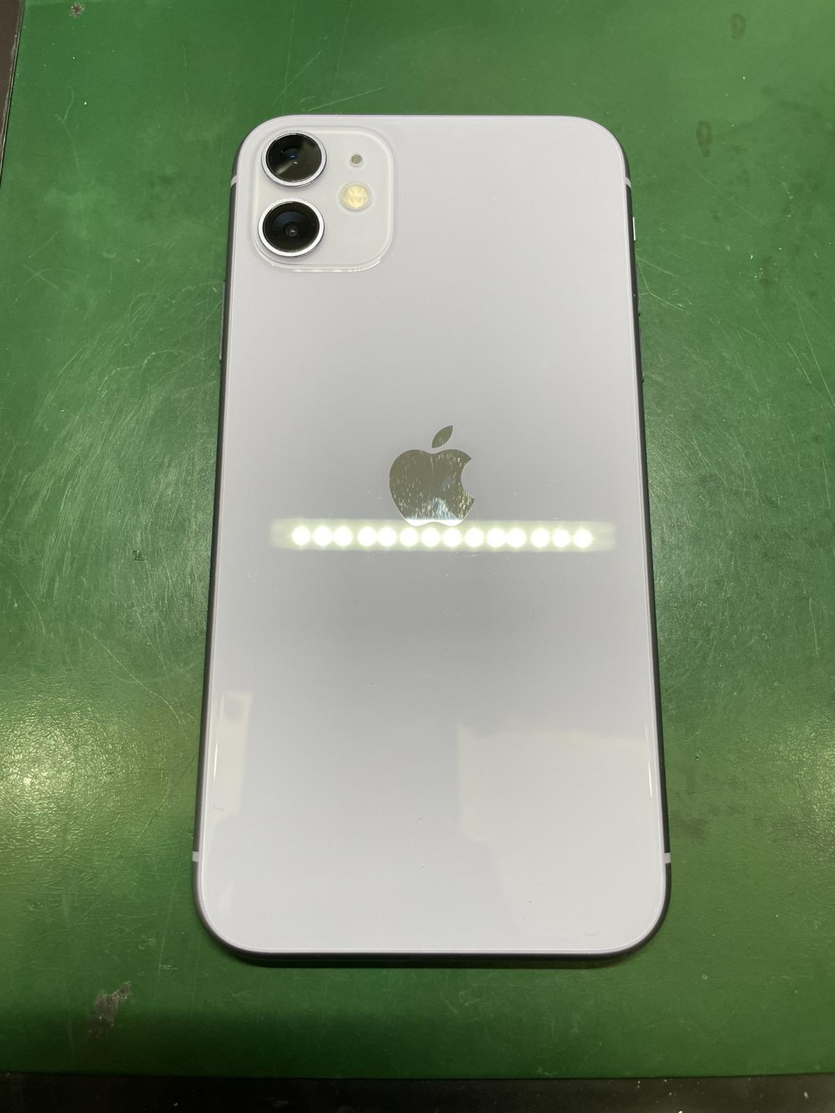 iPhone 11 128GB パープル SIMフリー中古