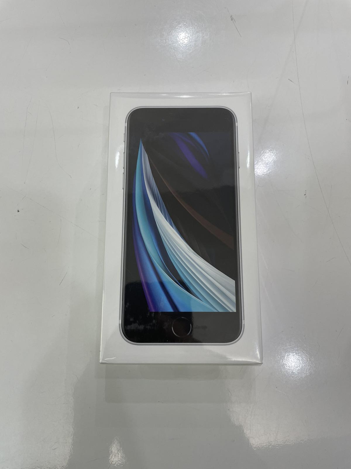 iPhone SE2 64GB ホワイト ドコモ〇 未開封