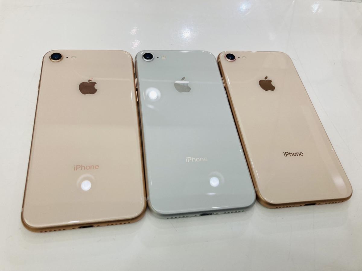 iPhone8 64GB au◯ 中古本体のみ