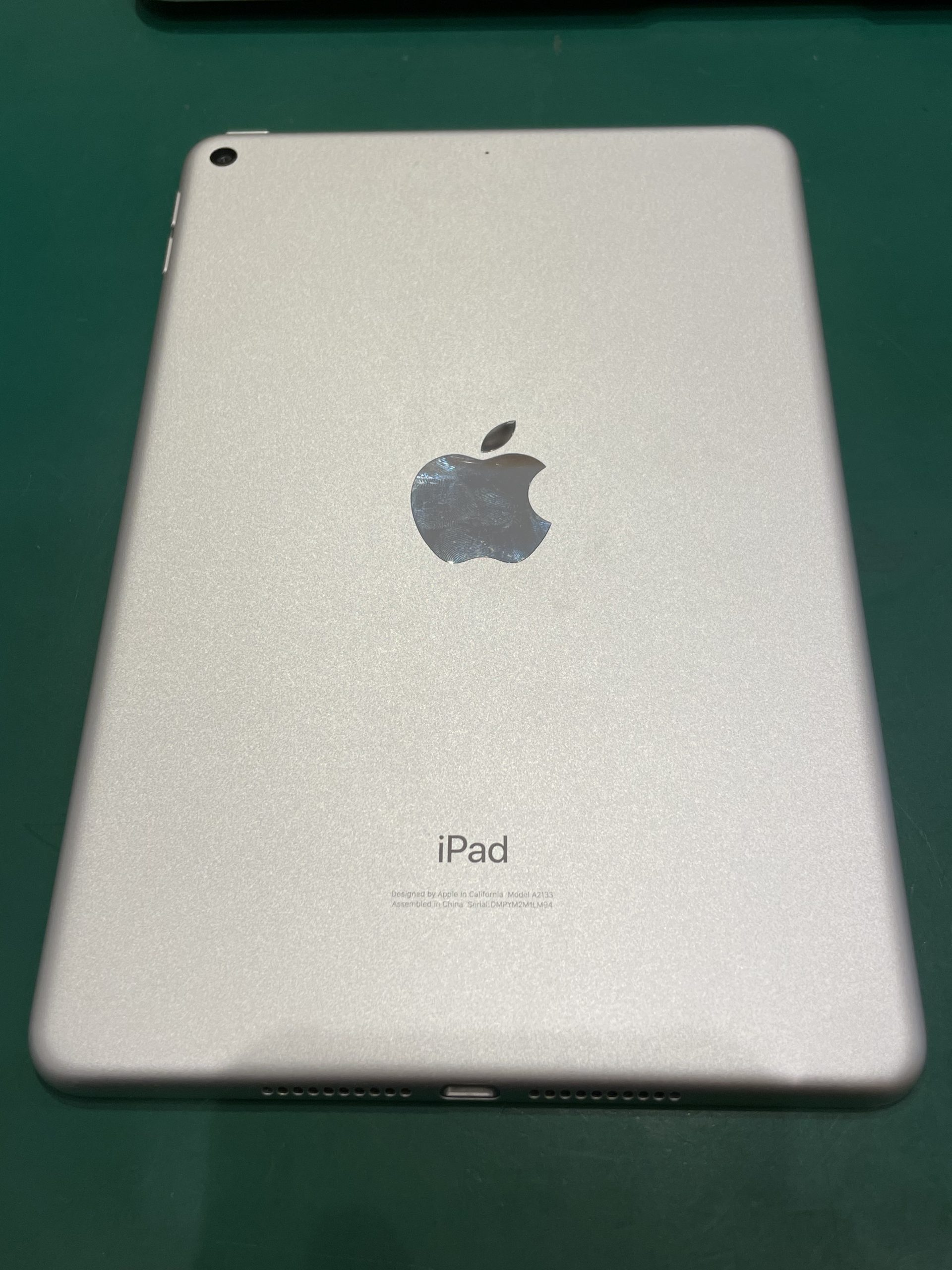 iPad mini 第5世代 64GB シルバー Wi-Fiモデル 中古品