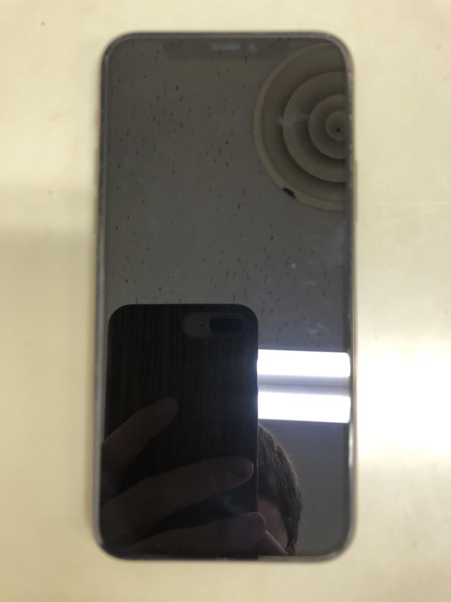 iPhone XS 256GB ゴールド au ◯ 中古