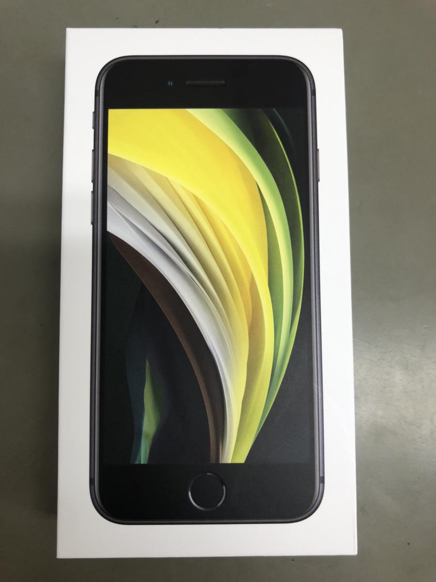 iPhoneSE2 64GB ブラック SIMフリー 中古