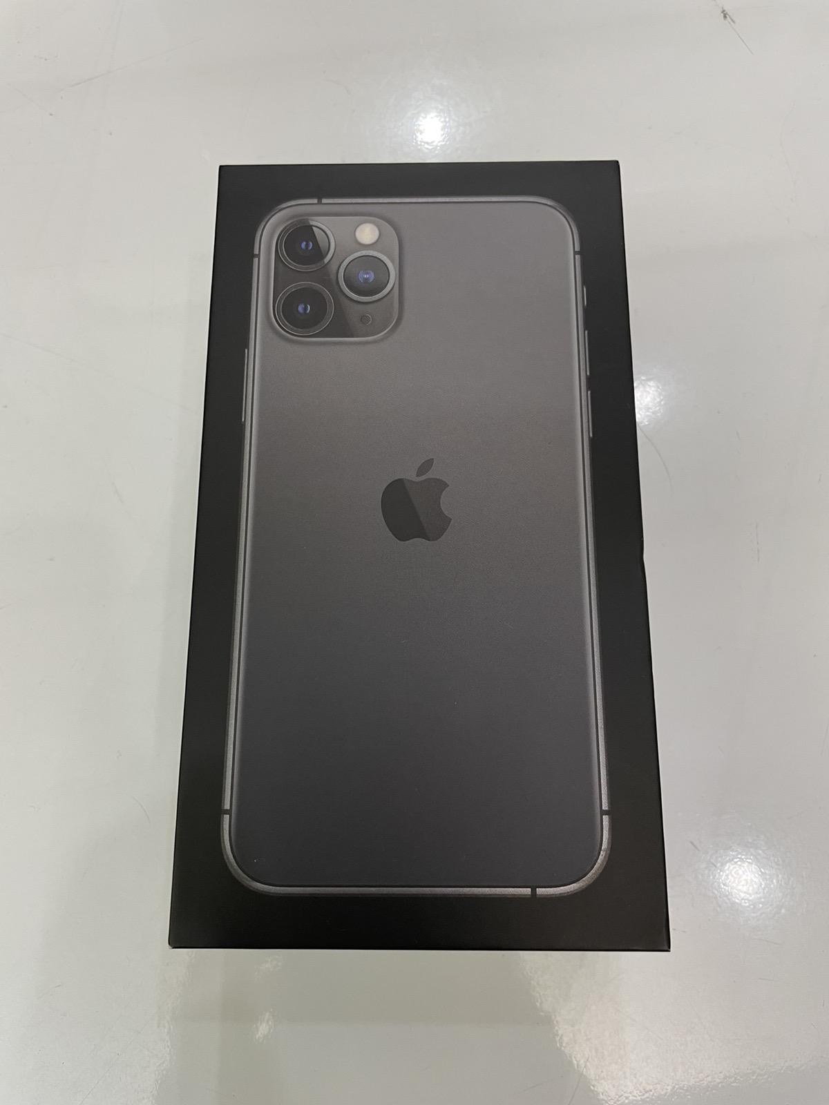 iPhone 11 Pro 64GB スペースグレイ SoftBank○ 新品