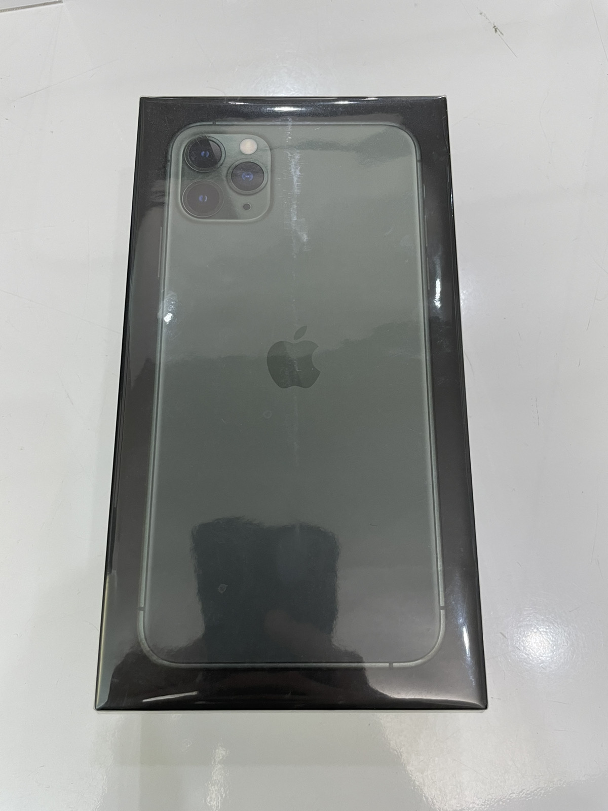 iPhone 11 Pro Max 256GB グリーン SIMフリー 未開封