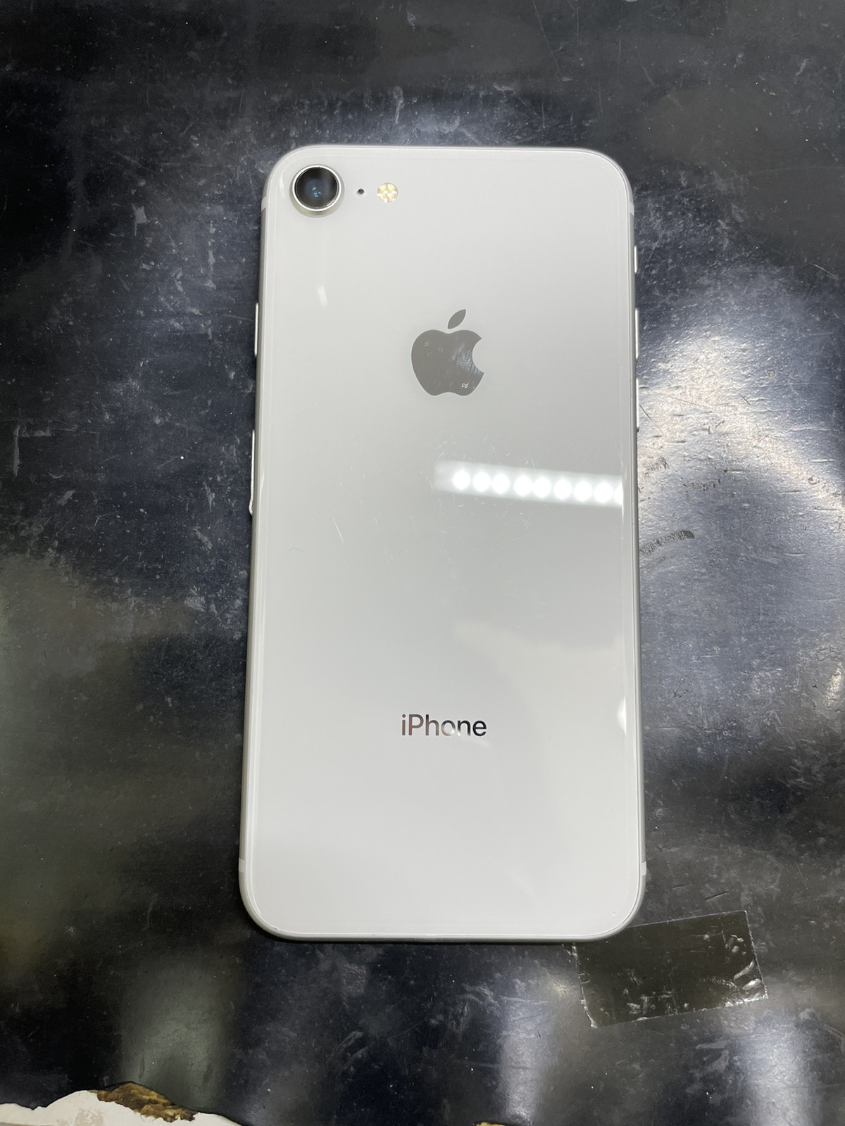 iPhone 8 64GB シルバー SoftBank○ 中古