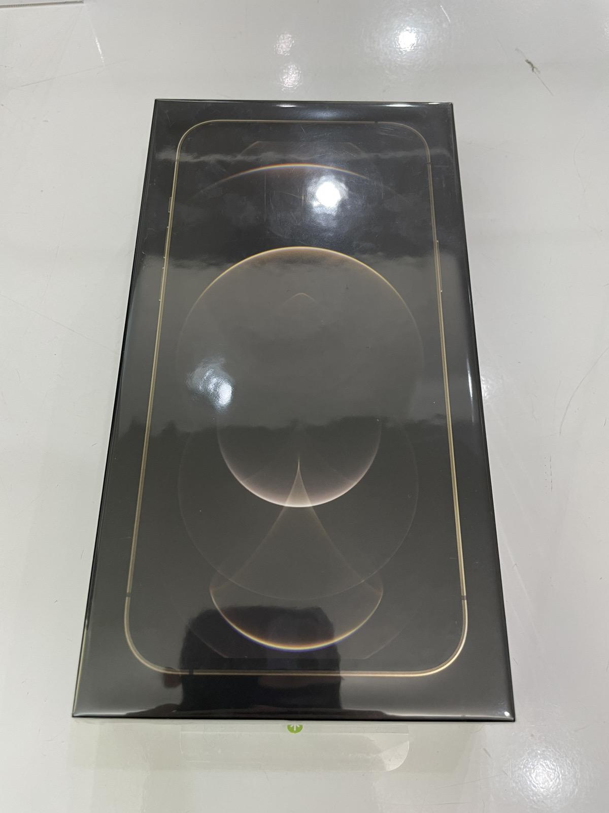 iPhone 12 Pro Max 512GB ゴールド SIMフリー 未開封