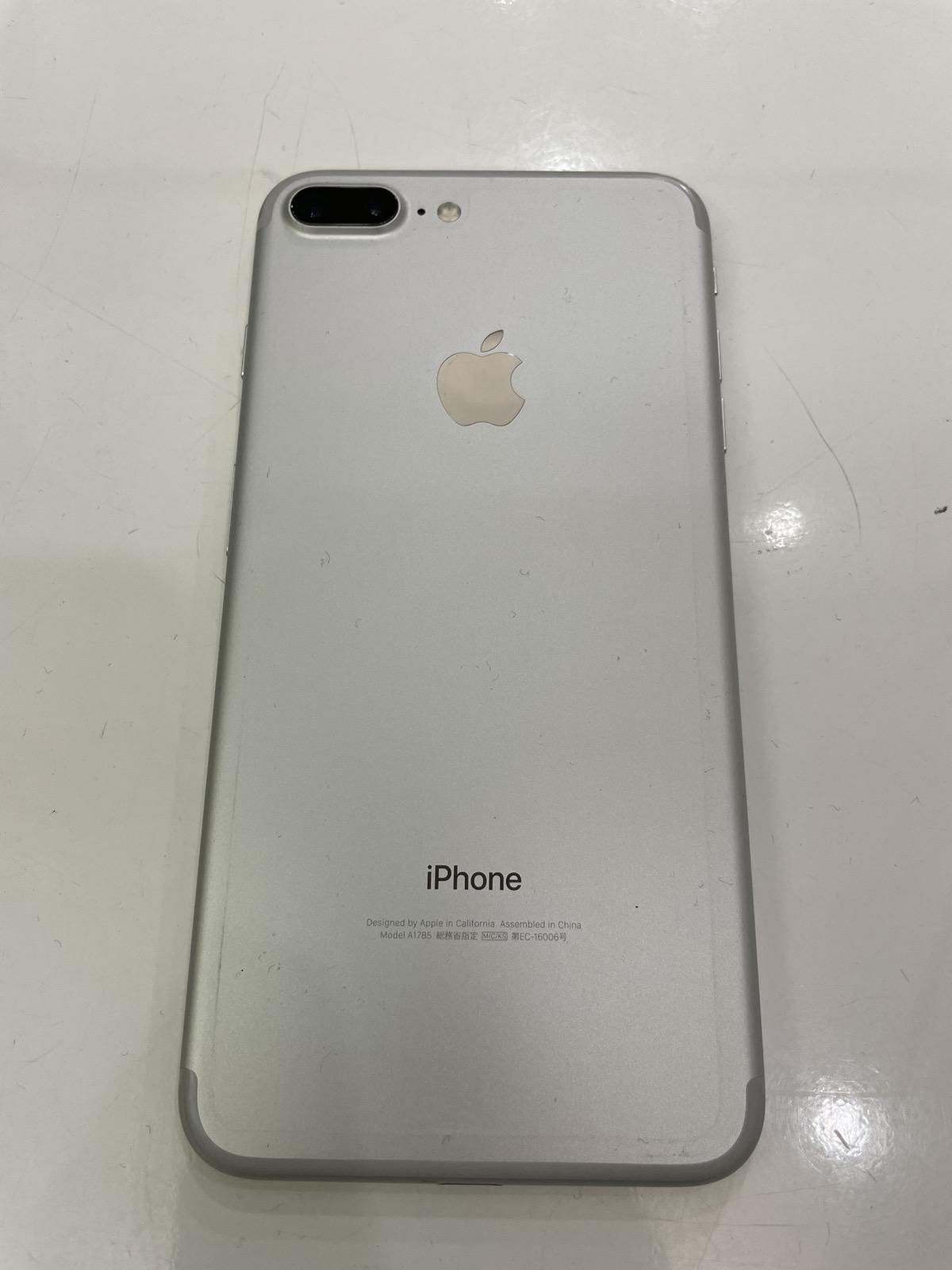 iPhone 7 Plus 128GB シルバー SIMフリー 中古