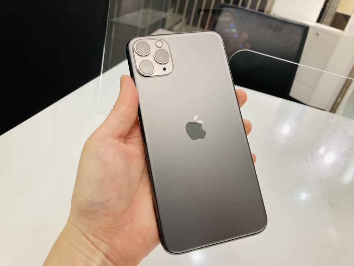 iPhone11Pro 64GB スペースグレー SoftBank△ 新品本体のみ