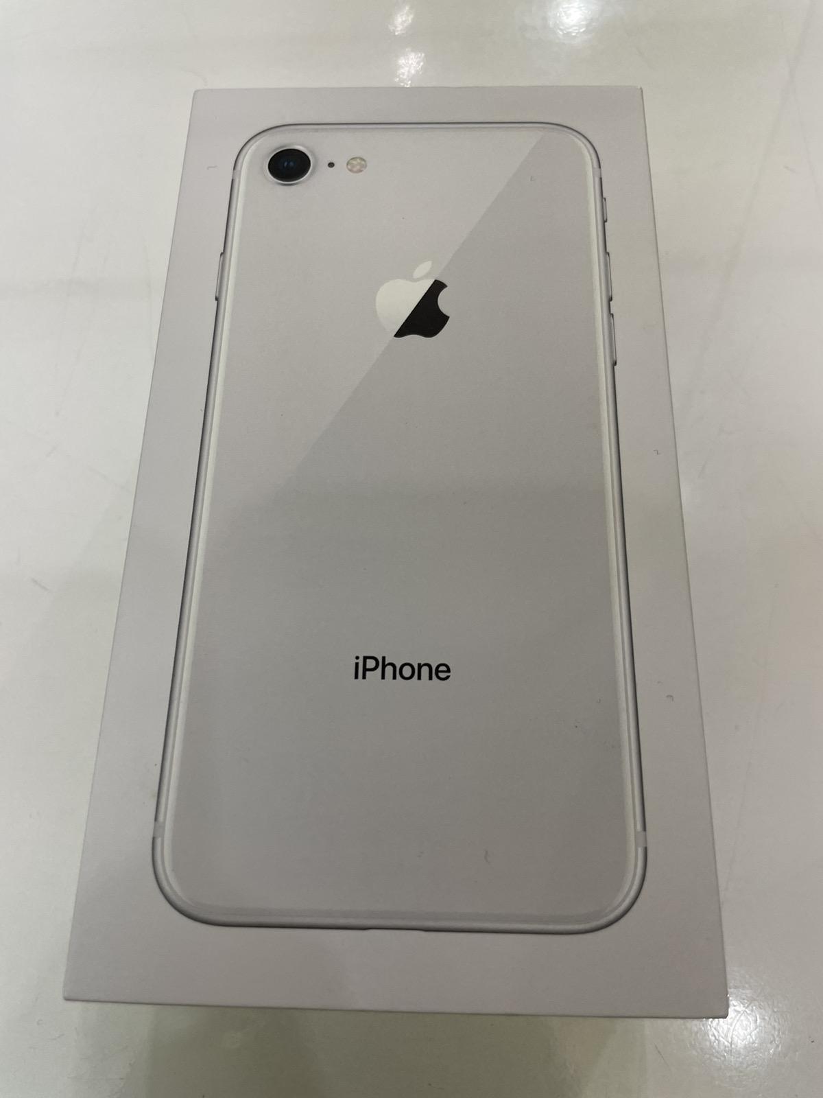 iPhone 8 64GB シルバー ドコモ○ 中古