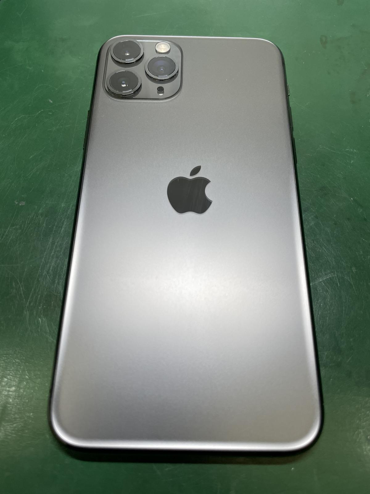 iPhone 11 Pro 64GB スペースグレイ SoftBank△ 中古