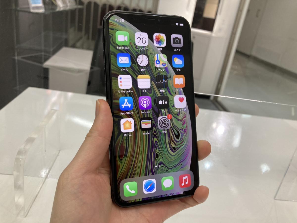 iPhoneXs 512GB ゴールド SoftBank◯ 中古本体のみ
