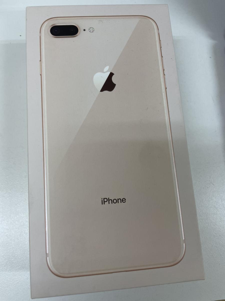 iPhone8Plus 64GB ゴールド SoftBank 中古品 付属品なし