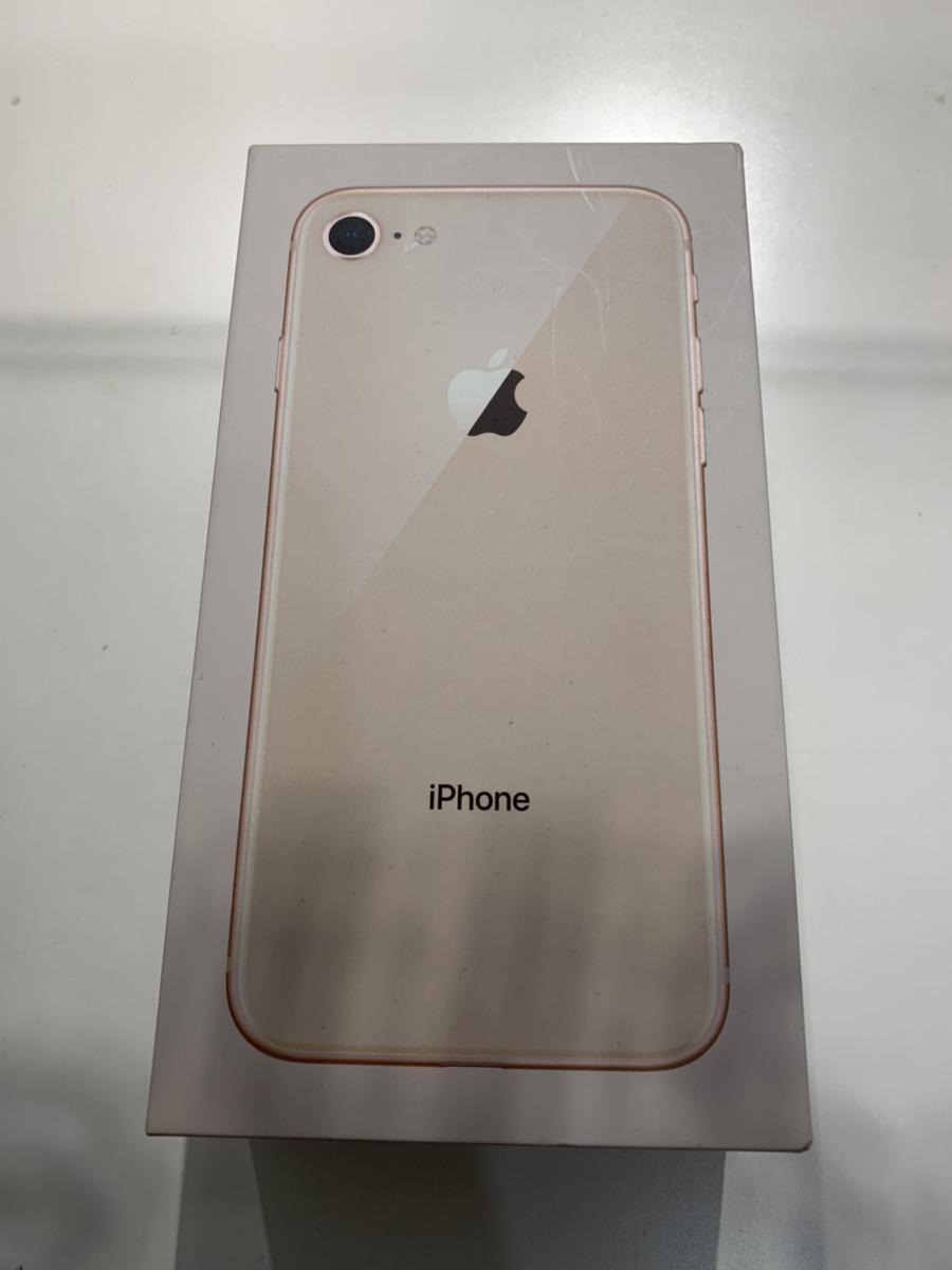iPhone8 64GB ローズゴールド au〇(中古)