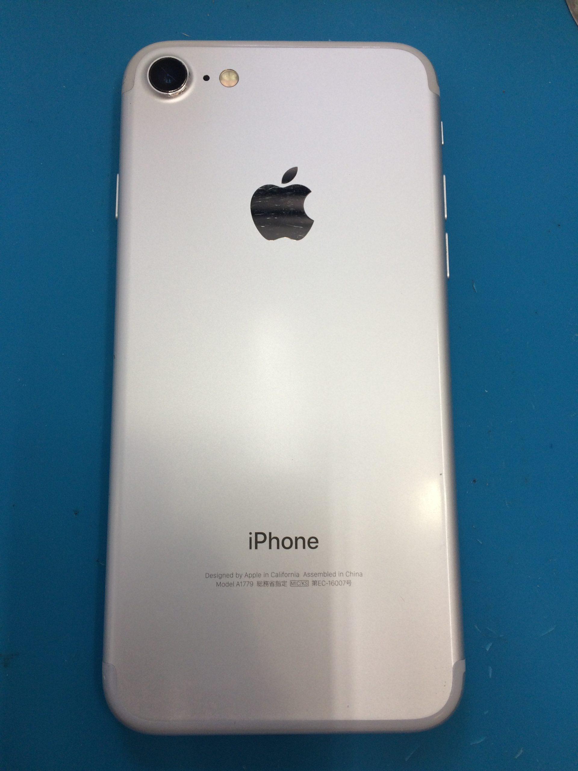 iPhone7 128GB au SIMロック解除済み