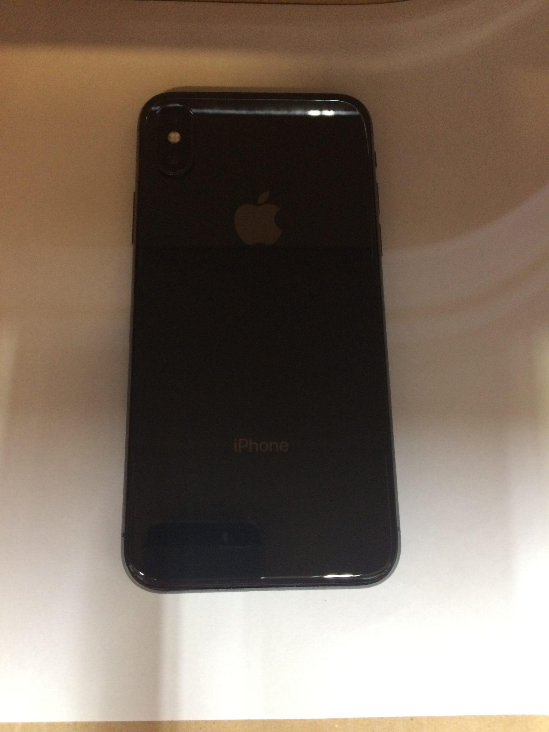 iPhoneX 64GB SB ○