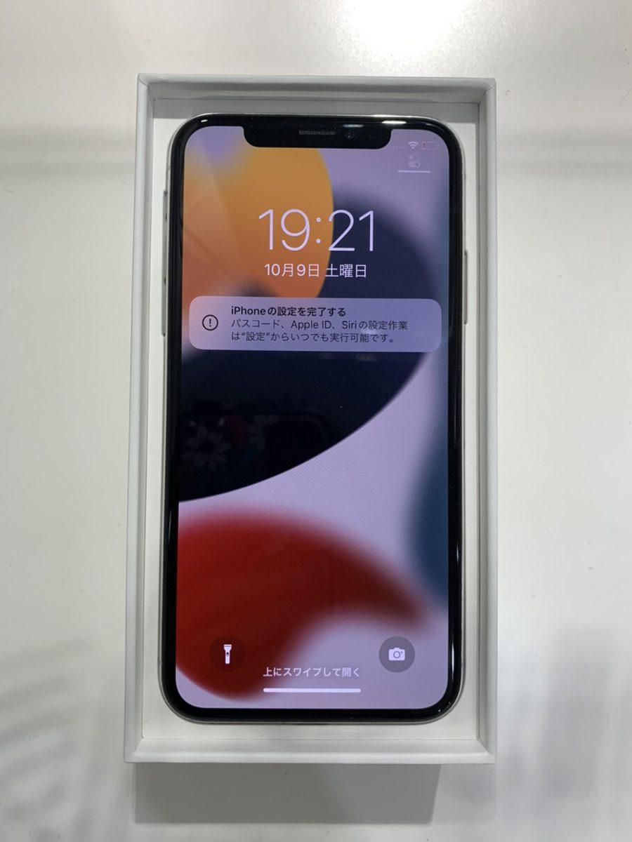 iPhoneX 256GB Apple SIMフリー(中古)