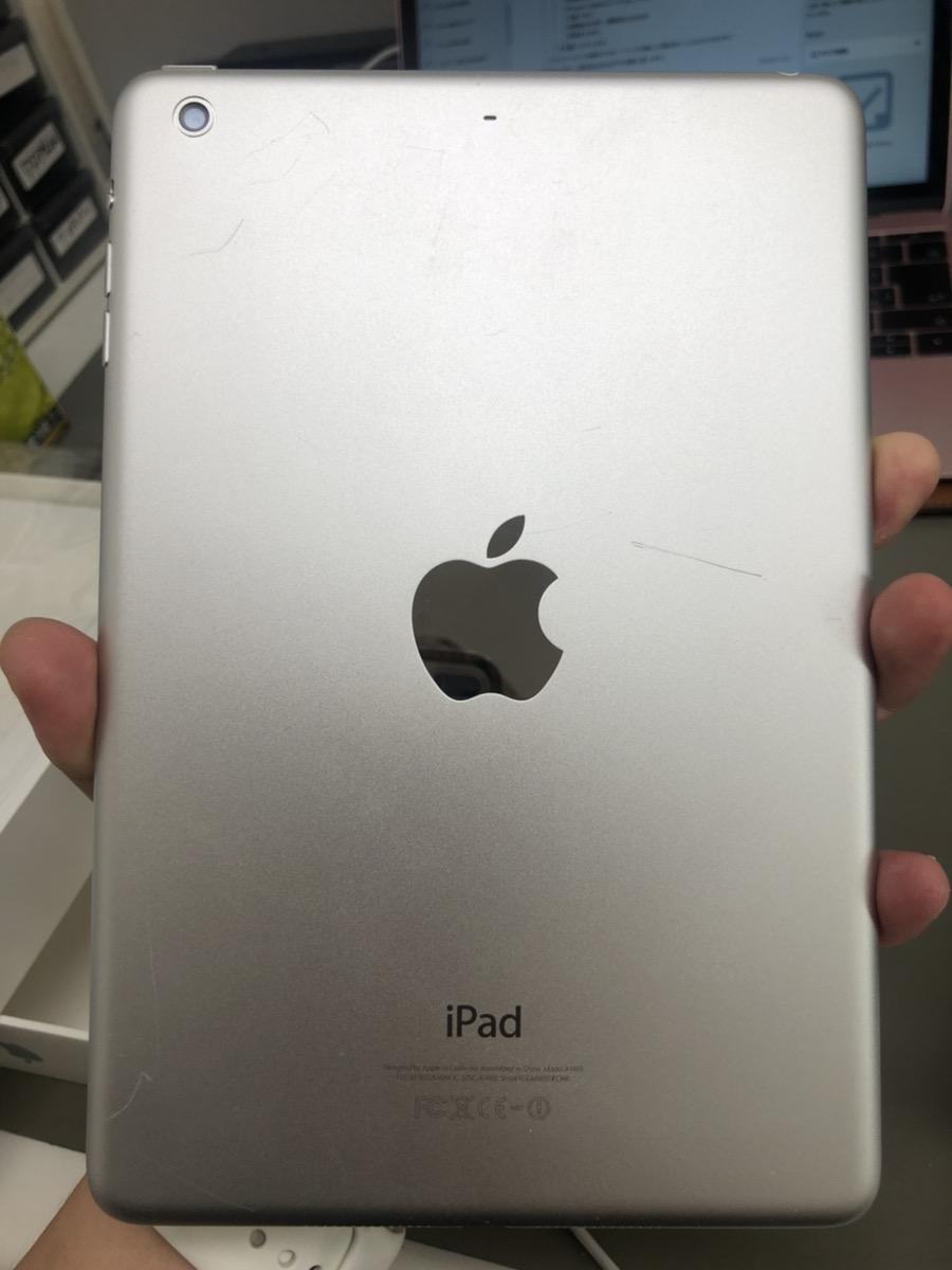 iPadmini2 16GB シルバー Wi-FIモデル 中古