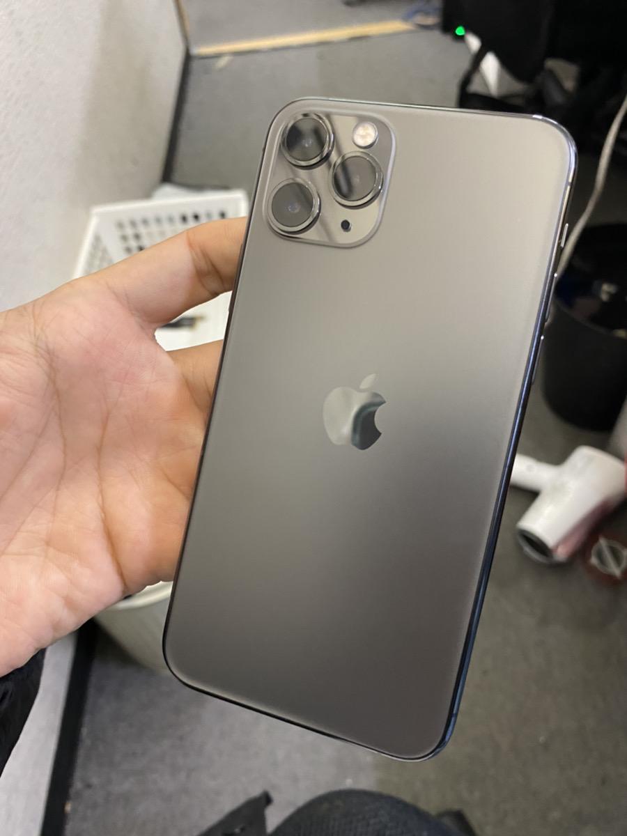 IPhone11Pro ブラック 256GB 本体交換品