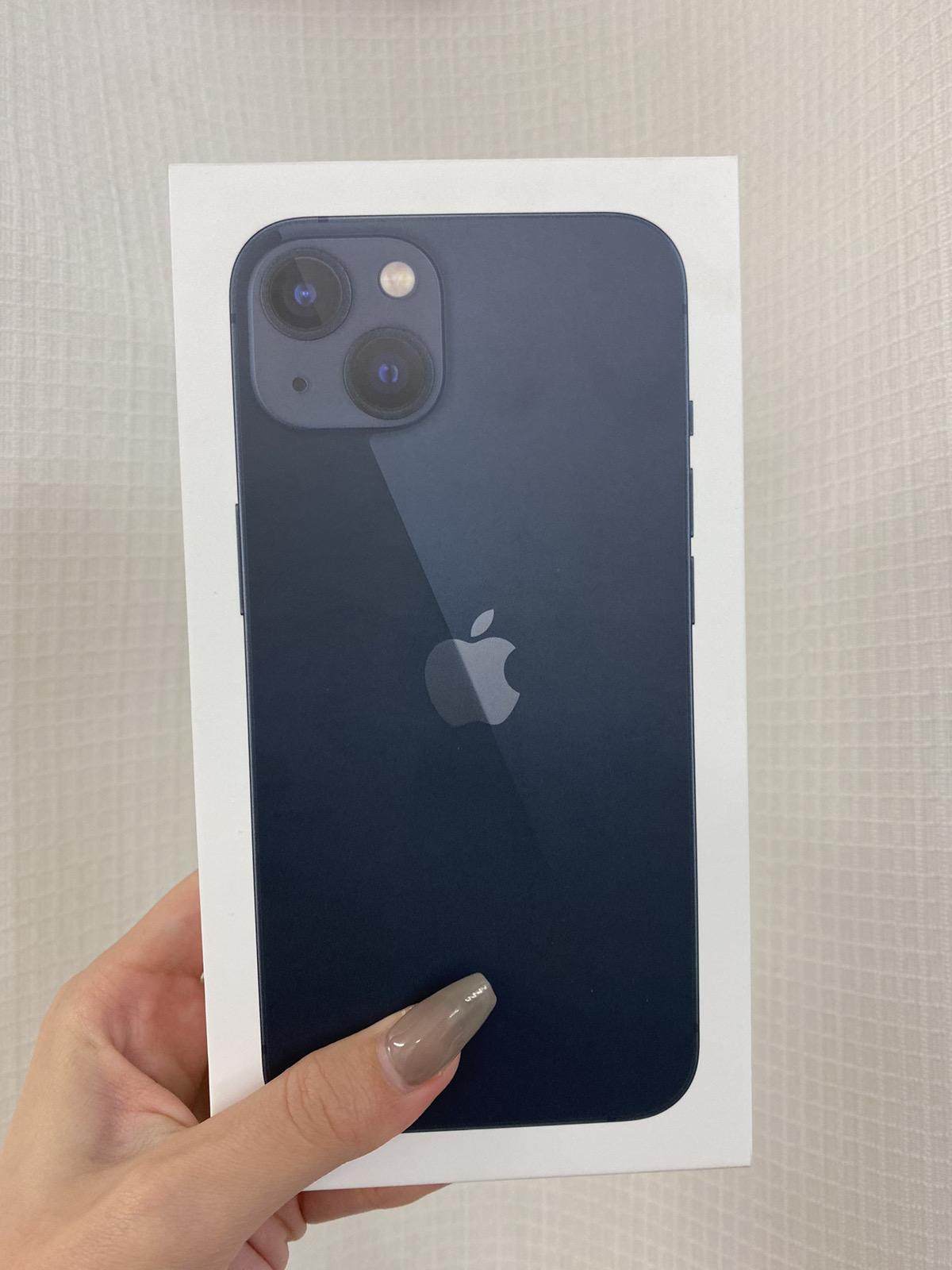 iPhone13 512GB グレー SIMフリー 新品未開封